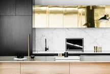 kitchen. / by cecy j interiors