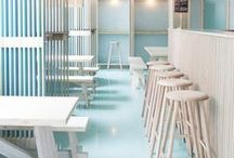 commercial SPACEs / by Triinu V