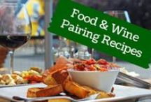 Food & Wine Pairing Recipes