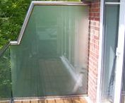 Privacy Screens & Windbreaks / Balcony solutions to privacy screens
