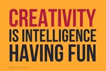 Creative & Crafty / by Sarah Retsch
