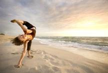 LOVE yoga / by Alicia Tucker
