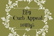 Curb Appeal / by Amy Meeler Holloway