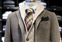 men and boys style / by Amy Meeler Holloway