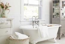 Bathrooms & ideas for... / by Becky Davis