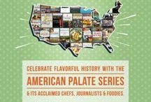 American Palate Giveaway  / Be sure to check this board for our new offers! We love our Pinterest followers, so we'd like to reward them with special deals.  / by The History Press