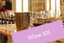 Wine 101 / Answers to the questions you've always wondered about wine