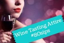 Wine Tasting Attire #80sips / What to wear to a wine tasting