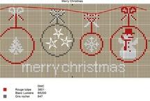 Christmas CS & Crafts / by Sunshine Stitches