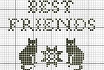 Kitty Cross Stitch / by Sunshine Stitches