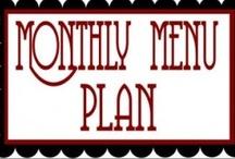 Meal Planning Blogs/Menus / by Dawn C