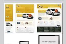 Responsive webdesign / by Julien Lescuyer