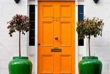Make A Grand Entrance / by Sarah Retsch
