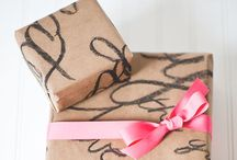 [ giftwrap ] / by Kimberly Reed Niznik