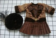 Doll - clothes / by Darlene Grant