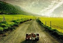 The Road Less Traveled / by Sarah Retsch