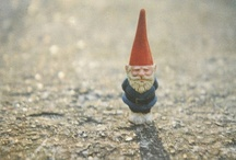 Gnome Pun Intended / The Royal Horticultural Society has temporarily lifted a ban on garden gnomes for this year's Chelsea Flower Show. What better way to celebrate than rounding up some pics of the handsome cheerful fellas?