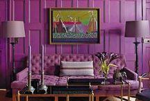 Bold Living Rooms / by Sarah Retsch