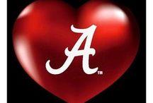 Alabama!!!! / by Sunshine Stitches