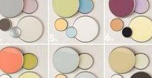 Color Inspiration / Color schemes that inspire