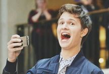 ansel elgort / Can I please date him already / by Maggie Guidici
