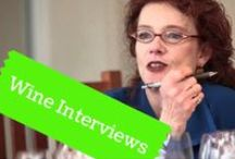 Wine Interviews / All about your favorite winemakers, sommeliers, proprietors, and more!