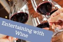 Entertaining with Wine / Tips for throwing a wine-filled event