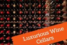 Luxurious Wine Cellars / Cool places to store wine in your home