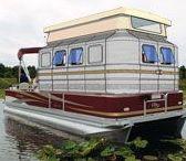 Barka  ponton boot