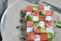 Jedzonko: sałatki, surówki