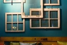rehabbed and repurposed  / by Jane Swayze