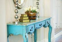 Refinished Furniture / by Sand and Sisal