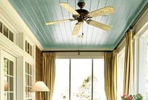 Ceilings / by Sand and Sisal
