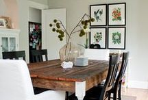 Dining Room / by Olivia Carter