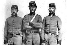 Civil War History / by April Martin