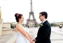 Parisian Wedding / by Doreen Leaf Designs