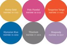 Fall 2012: Pantone Fashion Colors