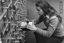 Librarians: the Original Search Engine