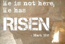 Easter_Paasfees / Paasfees is n tyd van dankbaarheid - vir God se liefde en Jesus se gehoorsaamheid. Die grootste geskenk van alle geskenke!