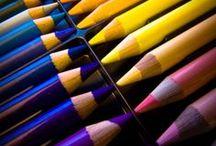 cores / o mundo precisa de côr...