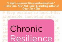 Chronic Resilience / Certified life coach and speaker Danea Horn, who suffers from chronic kidney disease, infertility, and other demanding health challenges due to a birth disorder, offers techniques and ways to rebound from the pressures of having a body that's doing things you wish you could control.