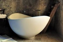 For The Bath / Relaxing spaces to shower or soak / by Olivia Bennett