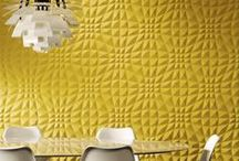 Color Crush: Yellow & Gold / Yellow & Gold Decor Inspiration