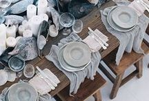 Gatherings / ideas for receiving at home