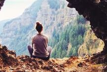 Meditation / Ideas for meditation. Ommmmm....