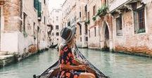 Travel / Beautiful places worth traveling to
