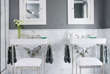 Bathrooms / by Cassandre Snyder Events & Design