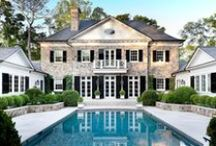 Exterior Inspiration / by Blair Moore