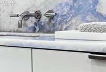 Bathrooms / Powder Rooms / Home spa, washrooms, bathrooms, toilets, powder rooms, welness spaces, cabinetry, faucets, sinks, lighting