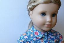 American Girl dolls / by modernrapunzel